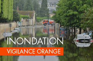 Vigilance Orange Inondation